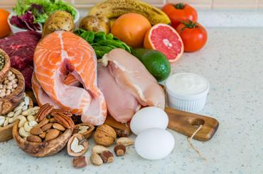 Comida fitness, setor alimentício